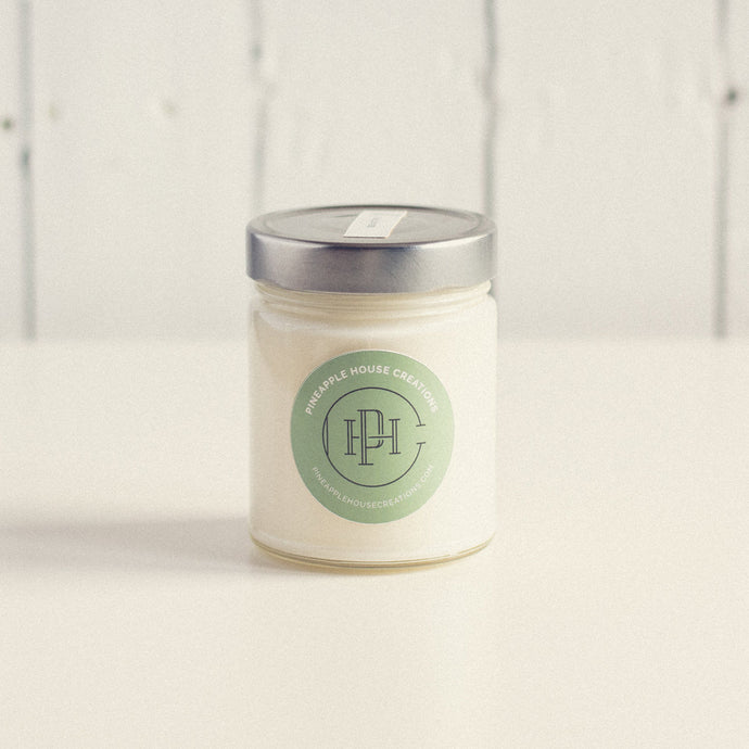 Soy Candle – Small Jar