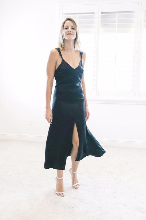 Reformation Backless Dress