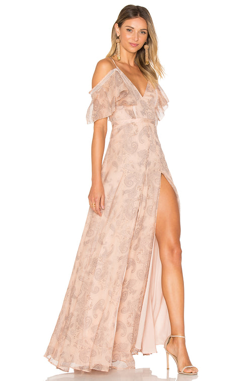 The Jetset Diaries Gown