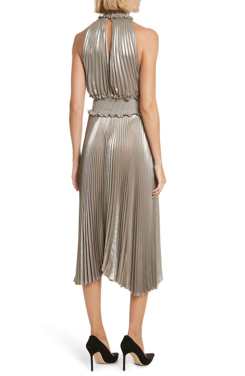 A.L.C. Metallic Dress