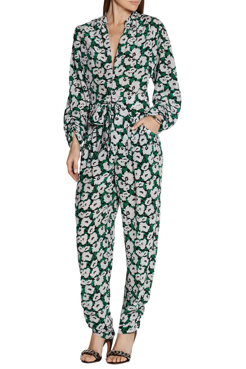 Stella McCartney Floral Jumpsuit