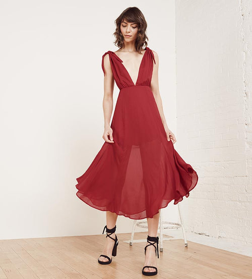 Reformation Adularia dress