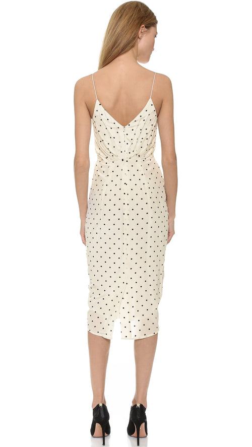 Zimmermann Plunge Dress
