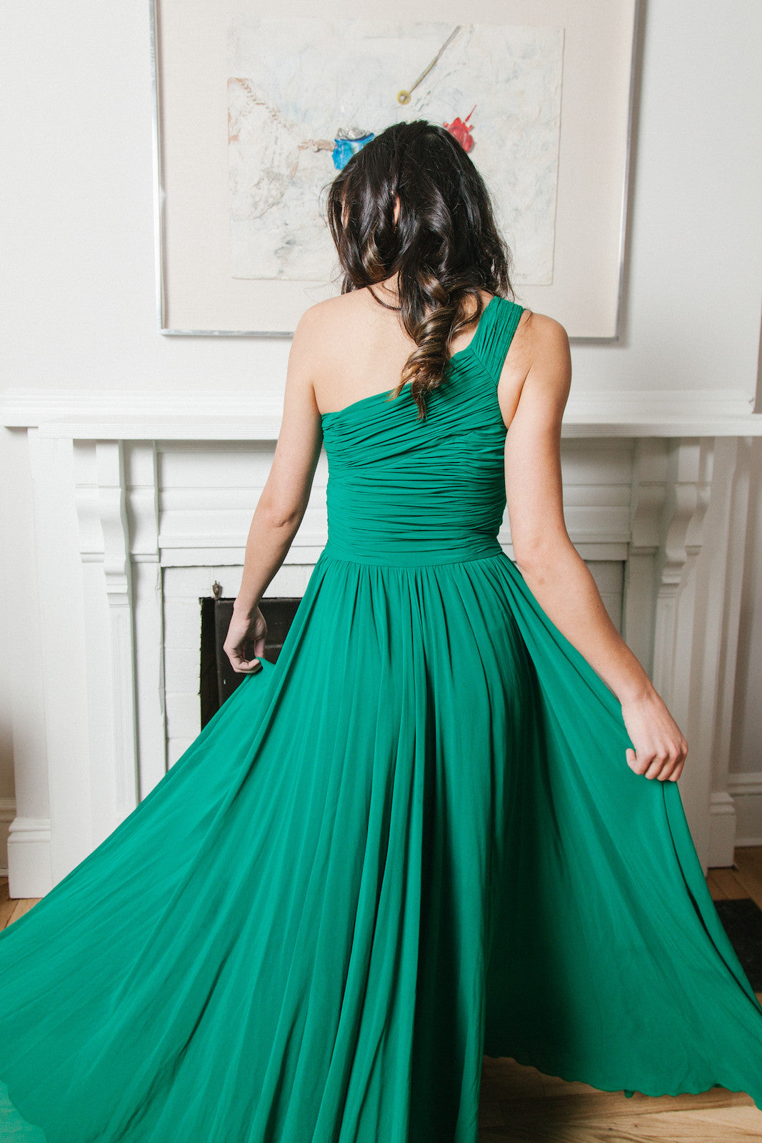 Halston Heritage Jade Dress