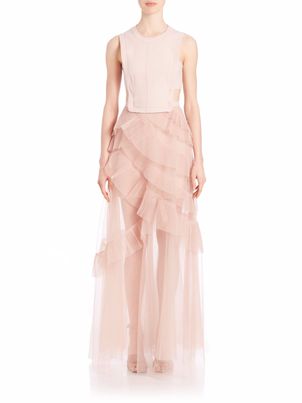 BCBG Tulle Gown – 10 Wooster