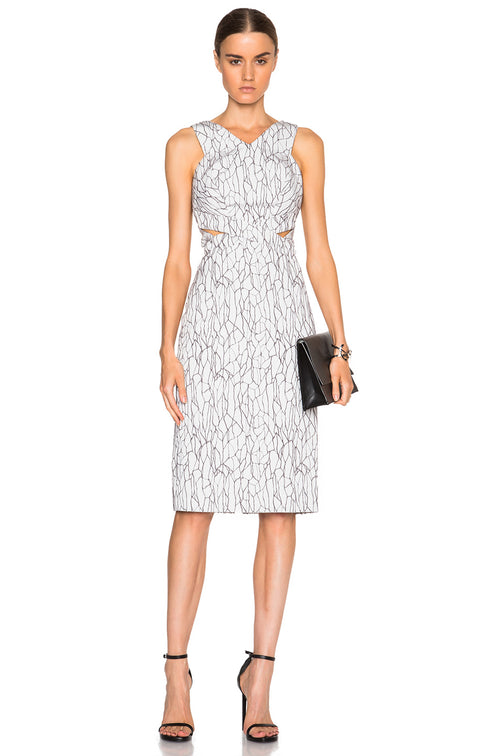 Jonathan Simkhai Caviar Dress