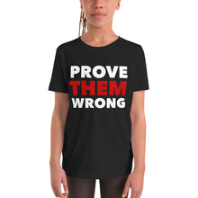 Prove Them Wrong Youth Premium T - Chad Longworth Velo Shop
