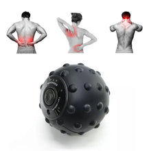 Vibrating Massage Ball Electric Massage Roller - Chad Longworth Velo Shop