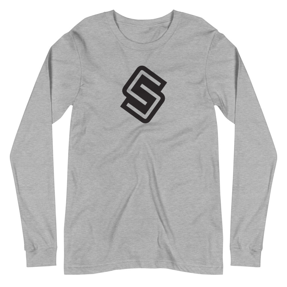 Spinner Unisex Long Sleeve Tee - Chad Longworth Velo Shop