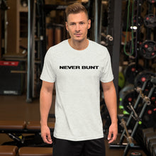Never Bunt Short-Sleeve T-Shirt - Chad Longworth Velo Shop