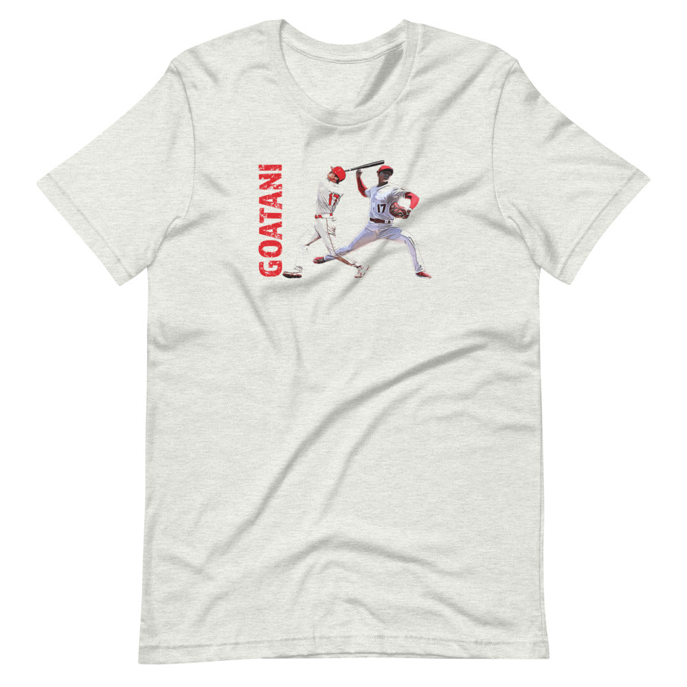 Goatani Short-Sleeve T-Shirt - Chad Longworth Velo Shop