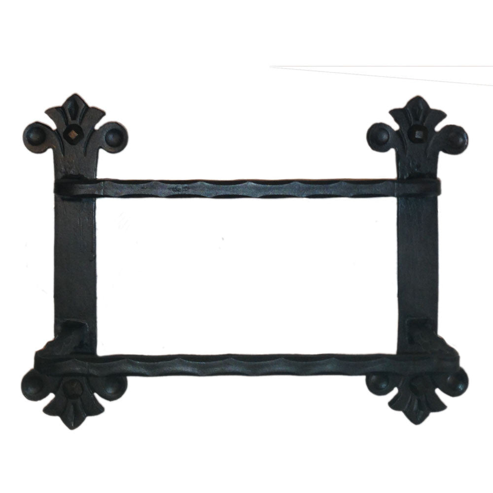 Eagle Mountain Double Towel Bars