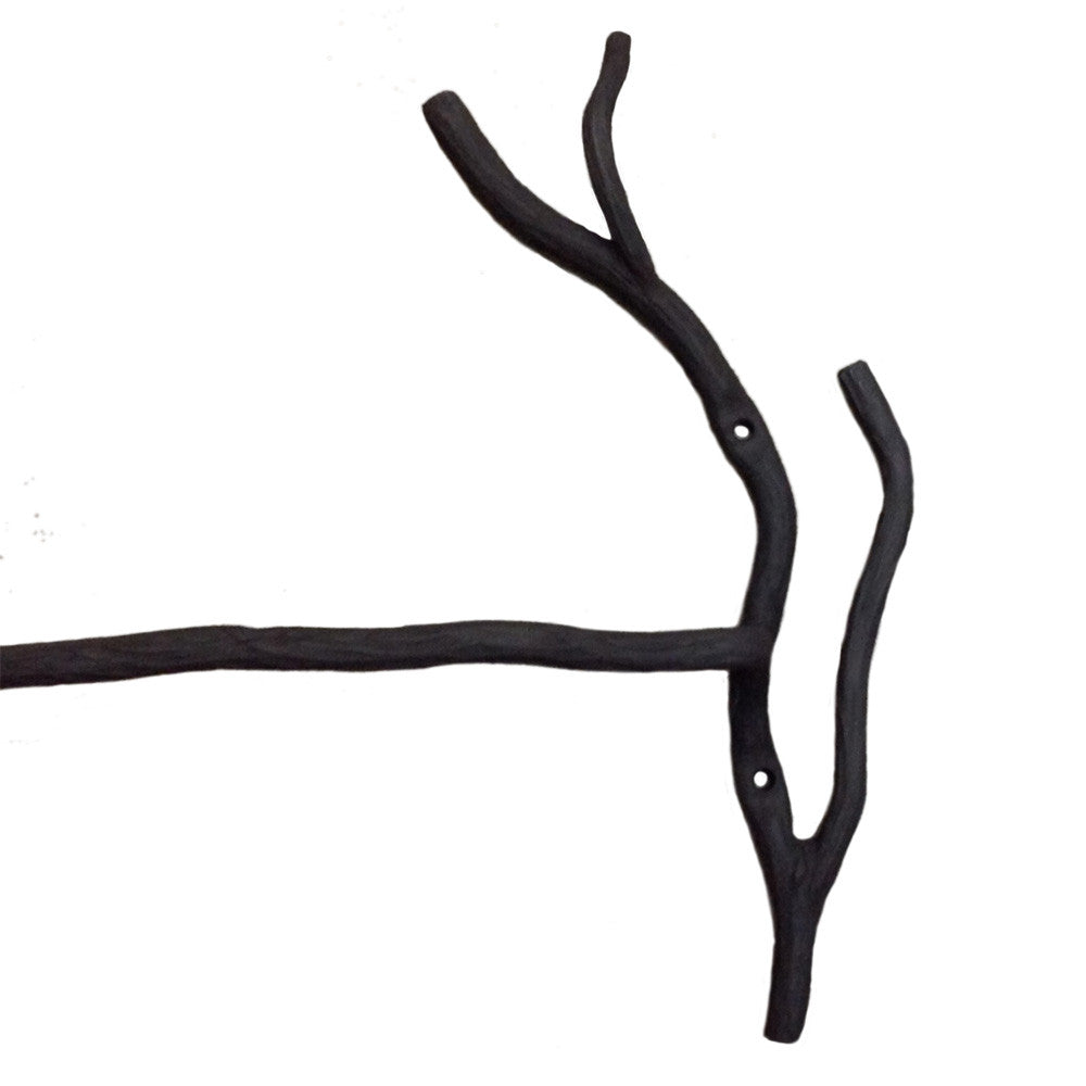 Willow Tree Branch Towel Bar Left