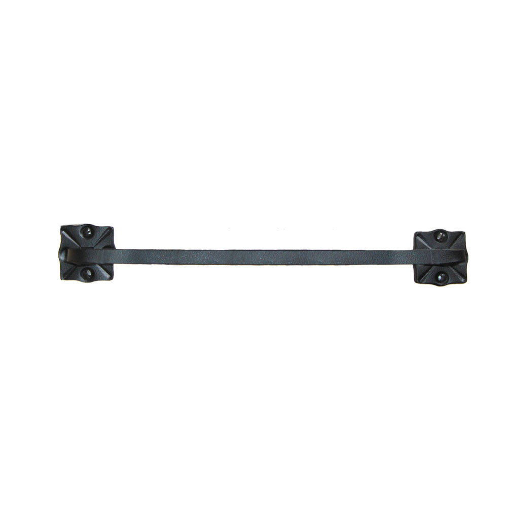 Adobe Wrought Iron Towel Bars