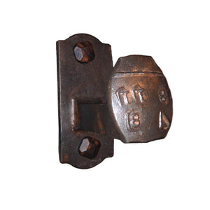 Cobre Railroad Spike Hook