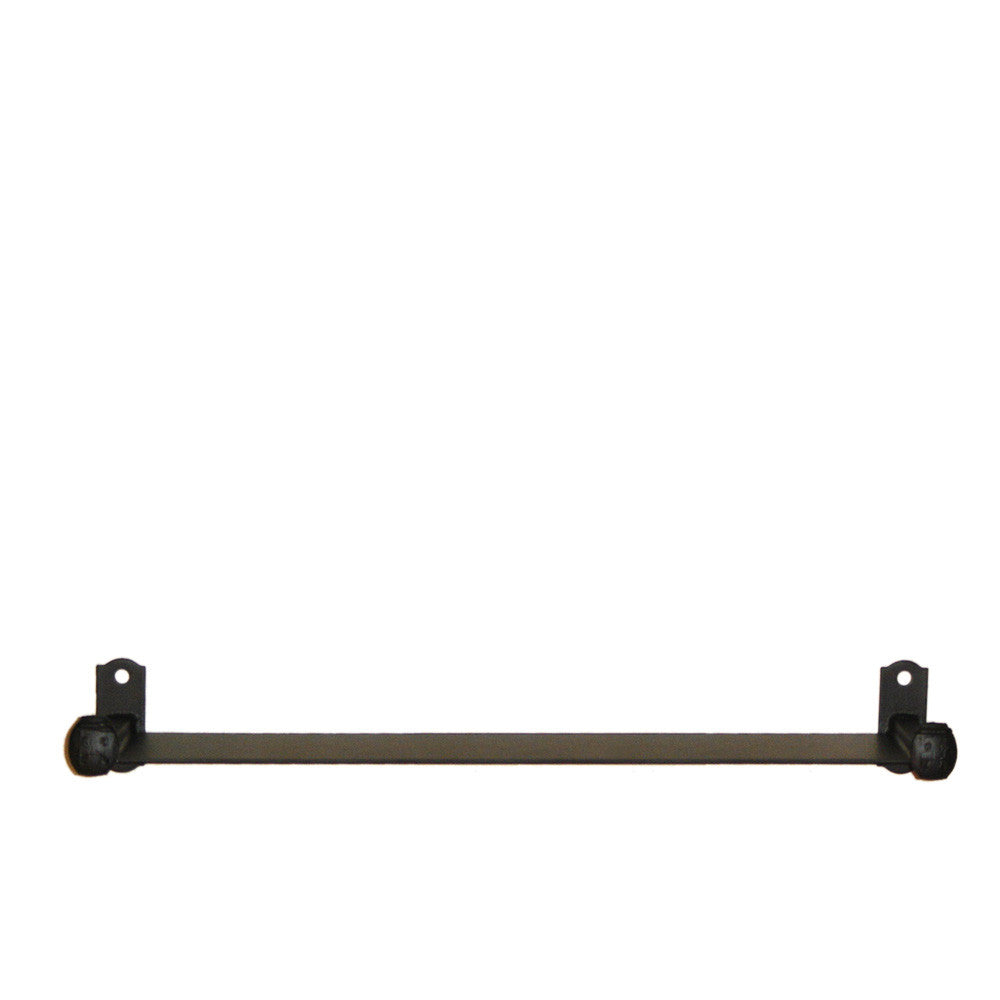 Cobre Railroad Spike Wall Shelf