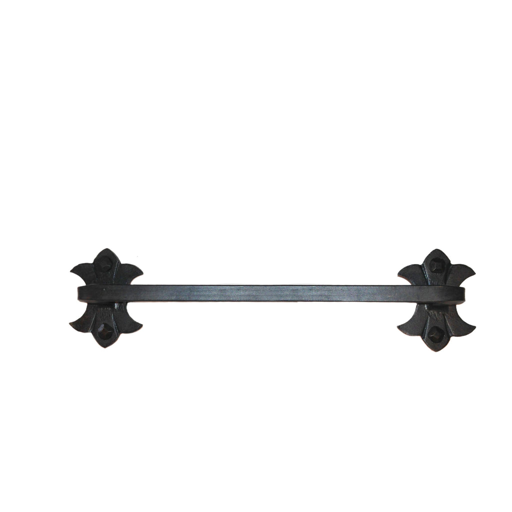 Cuervo Wrought Iron Towel Bars