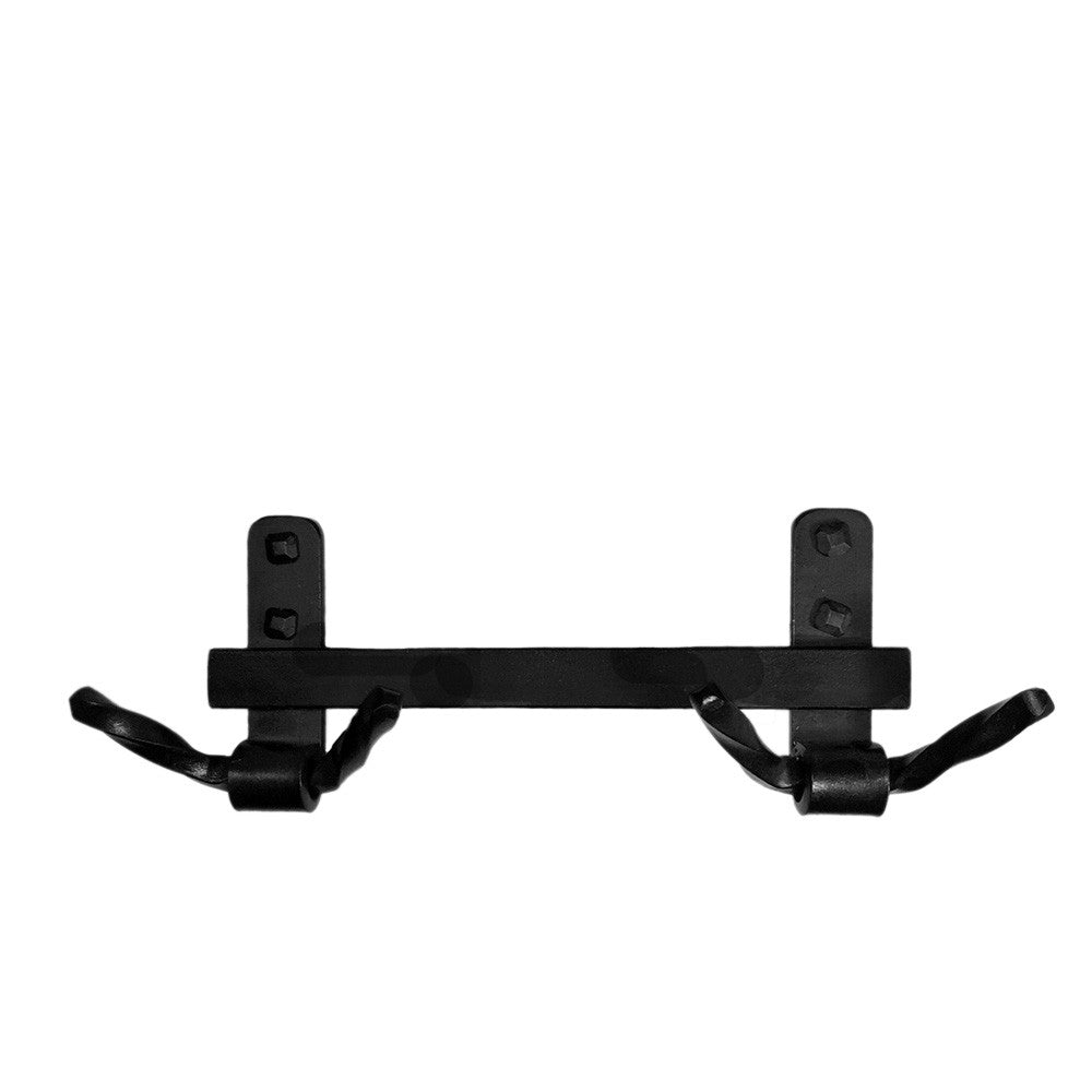 Jerome Twisted Wrought Iron Coat Racks