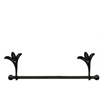 Palisade Wrought Iron Tapestry & Quilt Rod