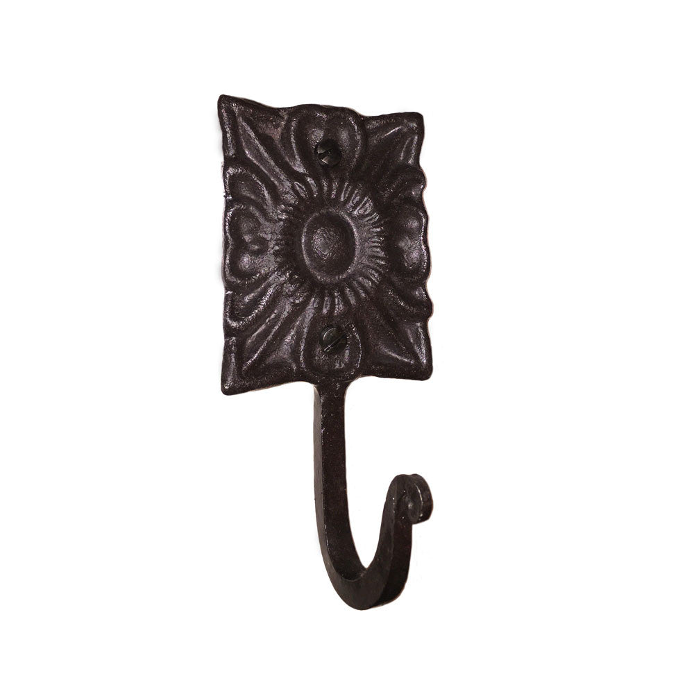 Santa Rita Wrought Iron Hook