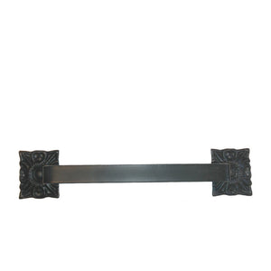 Santa Rita Wrought Iron Wall Shelf
