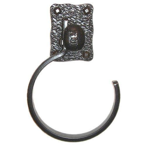 Steins Railroad Spike Towel Ring