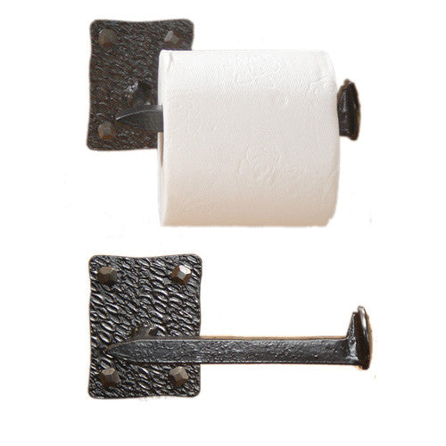 Steins Railroad Spike Toilet Paper Holder Right