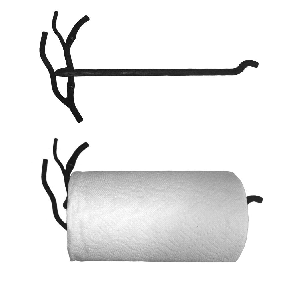 Willow Tree Branch Paper Towel Holder Wall Mount