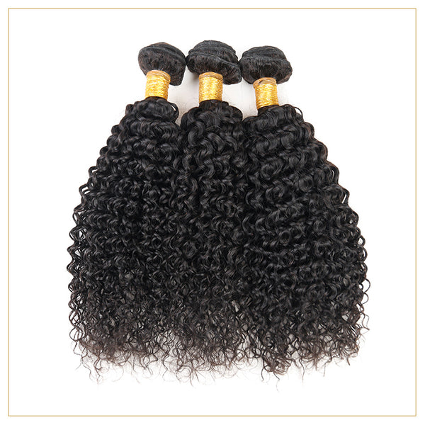 Indonesian Hair Extensions - Curly