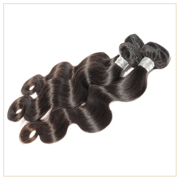 Cambodian Hair Extensions - Wavy