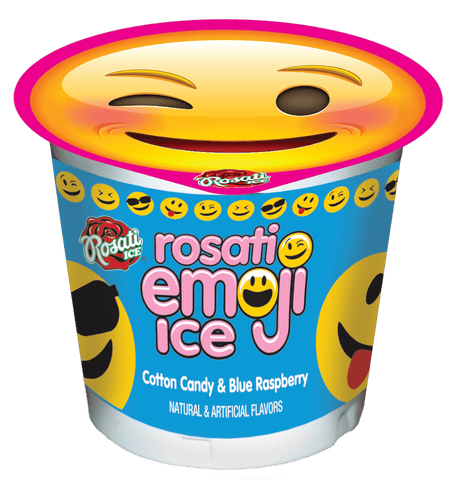 Emoji Ice Cup 6floz (12 Count)