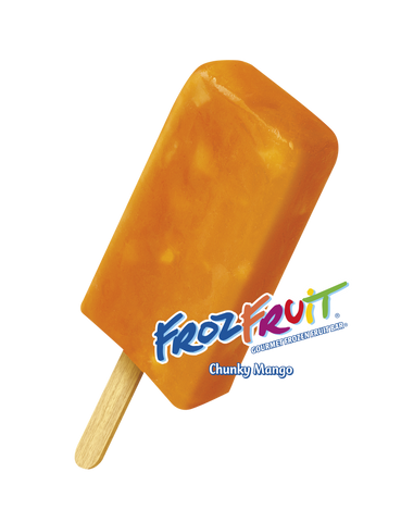 Blue Bunny Mango FROZ Fruit Bars (24 count)