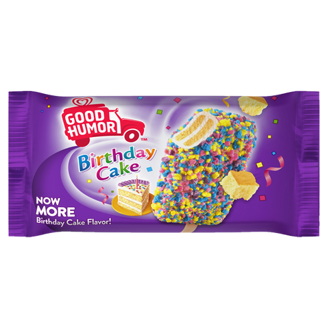Birthday Cake Bar (24 count)