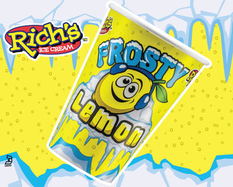 RICH'S FROSTY LEMON CUPS 12ct.