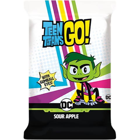 TEEN TITANS GO! Beast Boy Bar 4floz. (18 Count)