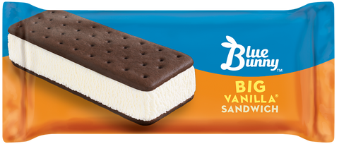 Big Vanilla Ice Cream Sandwich (24 count)