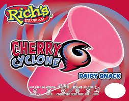 RICH'S Cherry Cyclone 3.75floz (24 Count)