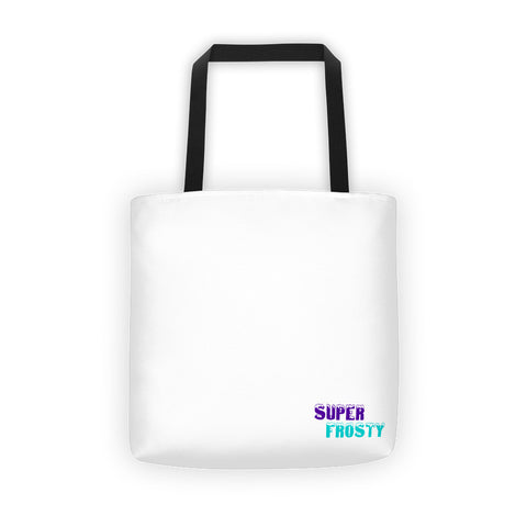 Super Frosty 2.0 Drench Logo Tote bag