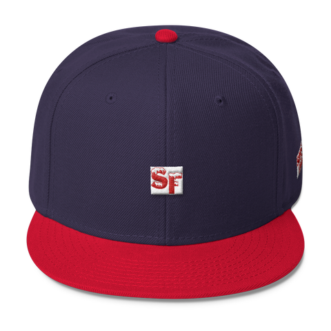 Super Frosty Wool Blend Snapback