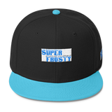 Chilly Freeze Super Frosty Wool Blend Snapback