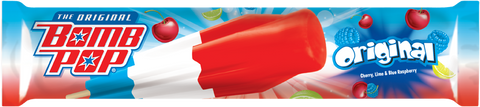 Red, White, Blue Bomb Pop (12 Count)