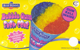 Bubble Gum Snow Cone 12ct.