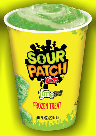 Sour Patch KIDS Lime 10floz Cups (10 Count)