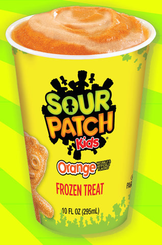 Sour Patch KIDS Orange 10floz Cups (10 Count)