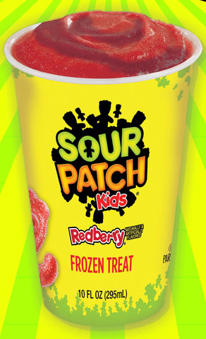 Sour Patch KIDS Redberry 10floz Cups (10 Count)