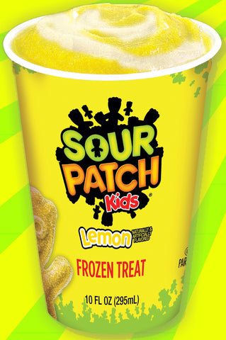 Sour Patch KIDS Lemon 10floz Frozen Cups (10 Count)