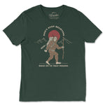 Don't Stop Believing Bigfoot Tee