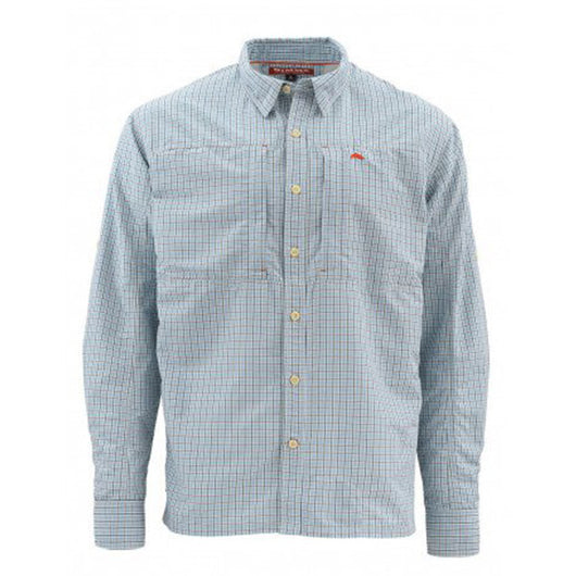 Men's Bugstopper Long Sleeve Plaid Shirt