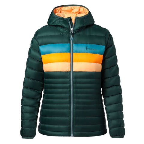 Women's Fuego Hooded Down Jacket