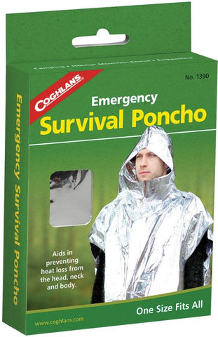 Emergency Survival Poncho